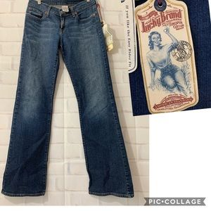 Lucky Brand Dungarees Classic Rider